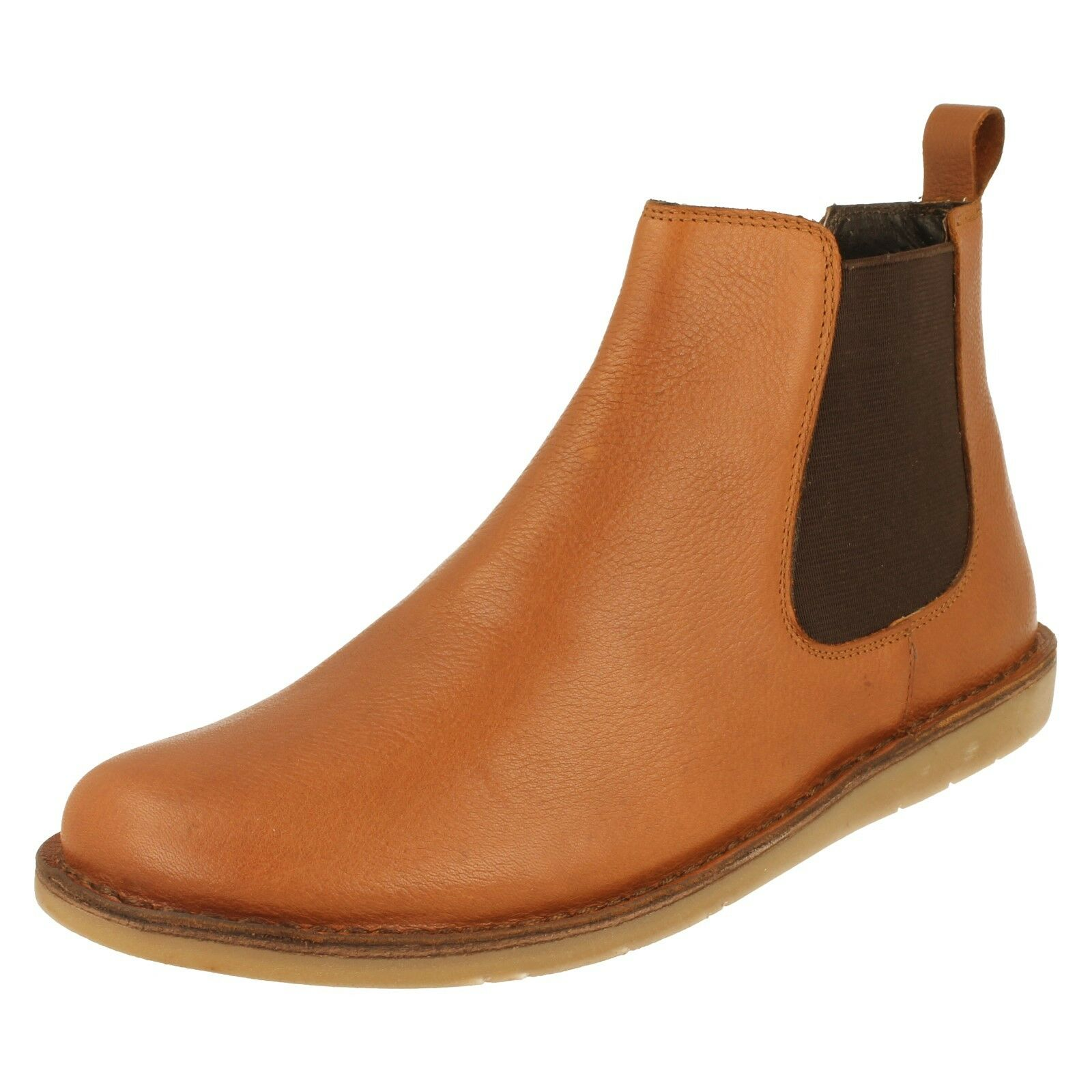 Padders Mens Pull On Boots Style Jez Tan G fitting