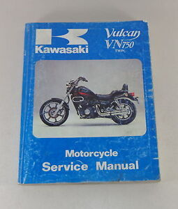 workshop manual workshop manual kawasaki vulcan vn 750 twin von