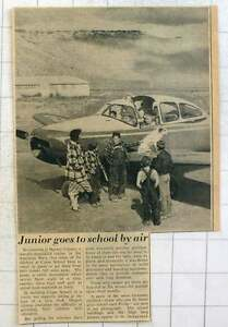 1953-Children-At-Crane-School-Harney-County-Go-To-School-By-Air