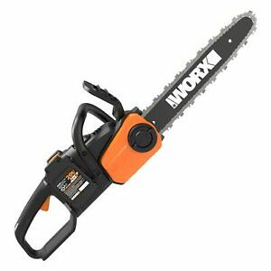 WORX-WG384-2X20V-PowerShare-14-034-Cordless-Chainsaw-with-Auto-Tension