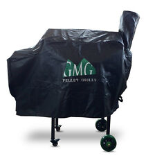 GMG Daniel Boone BBQ Grill Cover Synthetic Leather Green Mountain Grill GMG-3001