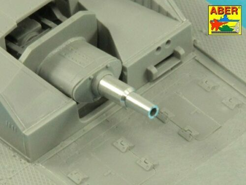 1//35 ABER 35L-280 METAL BARREL 37mm KwK 37 L//24 for GERMAN STUG III 0-SERIES