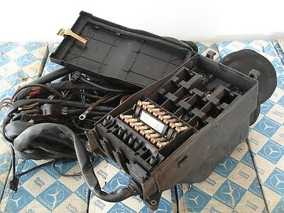 w126 fuse box repair manual Electrical Fuse
