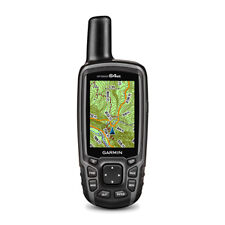 "Garmin GPSMAP 64st Handheld GPS, 2.6"" Screen, 8Gb Memory w/BirdsEye subscription"