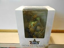 Golem Arcana Jagara Colossus Durani Action Figure (no cards, just figure)