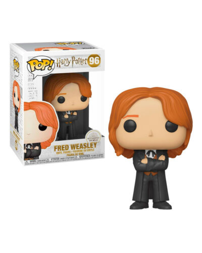 Harry Potter S8-FRED Weasley Funko POP VINILE PORTACANDELA