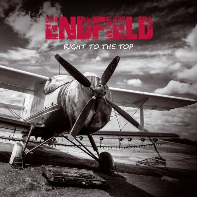 ENDFIELD - RIGHT TO THE TOP   CD NEW!