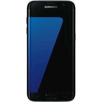 NEW Samsung SM-G935FZKAXSA Galaxy S7 Edge 32GB - Black