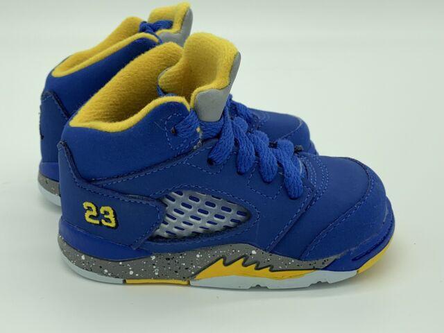 Nike Air Jordan 5 Laney JSP Blue (td
