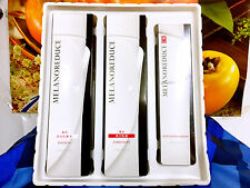 SHISEIDO HAKU MELANOREDUCE Emulsion 120ML+LOTION 120ML + WHITENING SERUM 45G NIB