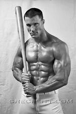 """011 Greg Plitt - American Fitness Model Actor 14""""x21"""" Poster"""