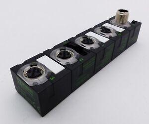 Murr Elektronik Cube67 AI4 C 4xM12 RTD E/A Kompaktmodul -used