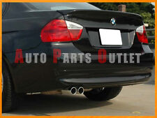 05-11 BMW E90 320i 328i 335i Sedan OE Look Trunk Boot Spoiler  - Select Color