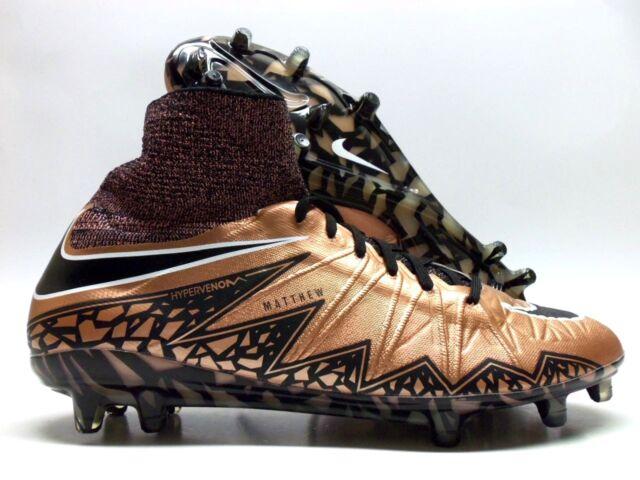 buy online 94cb6 d06c3 Nike Hypervenom Phantom II 2 FG Soccer Metallic Red Bronze Sz Men 8  747213-903