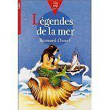 Bernard-Clavel-et-Nicole-Sinaud-Legendes-de-la-mer-1981-poche