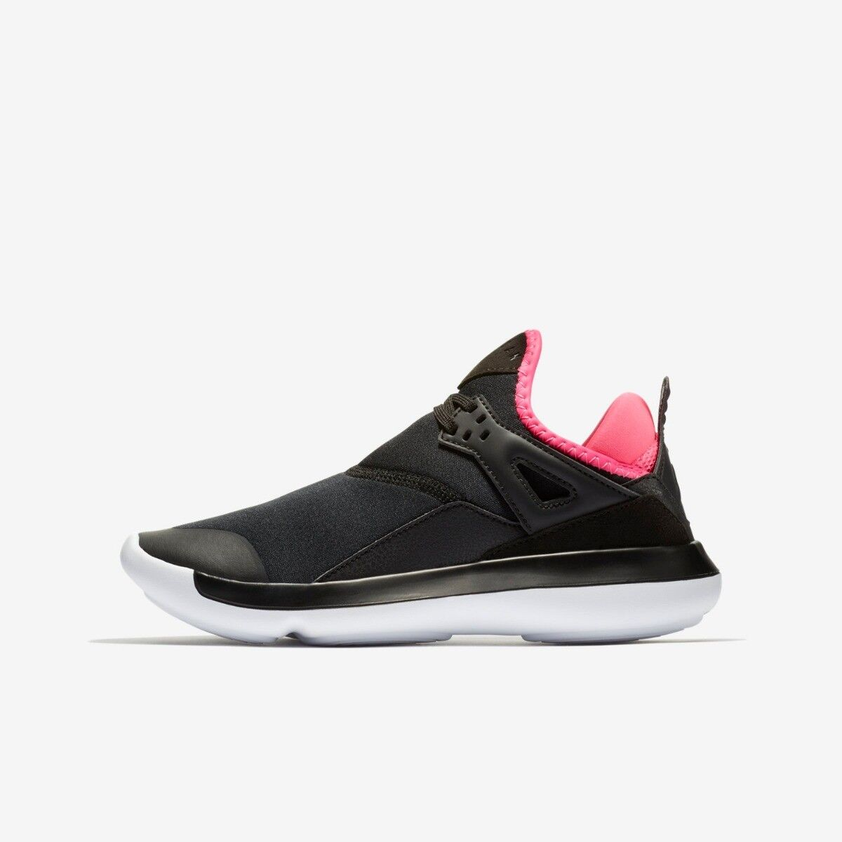 Nike Jordan Mouche '89 Gg Filles Basketball Tennis Tennis Tennis Noir pour Rose Neuf | Formes élégantes  e287d2