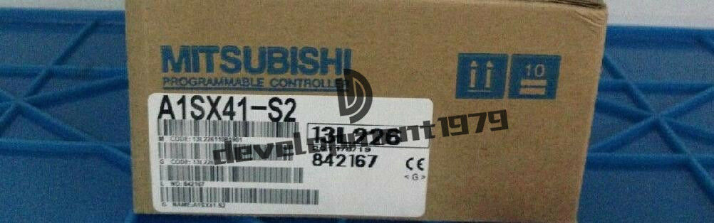 1PCS NEW IN BOX Mitsubishi PLC A1SX41-S2 Input Module