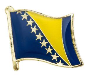 Saint Vincent /& the Grenadines Flag Lapel Hat Pin NEW