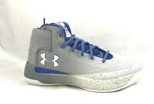 3157feb426b Under Armour Men s UA SC 3Zero Basketball Shoes Gray Size 10 US ...