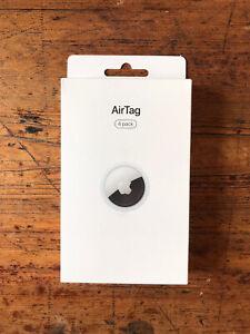 Apple AirTag 4er Pack Tracker Weiß/Silber MX542ZM/A