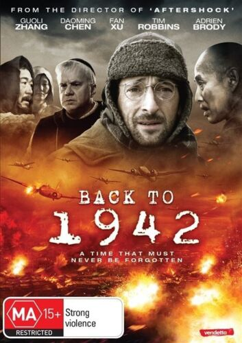 1 of 1 - Back To 1942 (DVD, 2013)