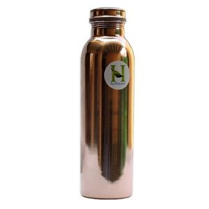 Traveller S 100 Pure Copper Water Bottle For Ayurvedic