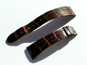 Vacheron-Constantin-Croco-Lederband-braun-brown-marron-18-13-75-110-I555