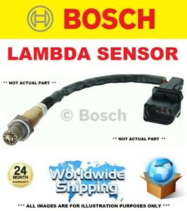 BOSCH LAMBDA SENSOR for VW SHARAN 2.0 TSI 2015->on