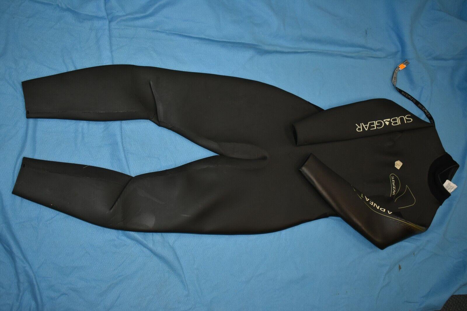 Sub Gear Apnea 1 5 4mm damen Wetsuit