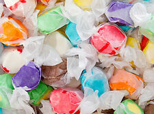Assorted Salt Water Taffy Candy, 3LB Bag