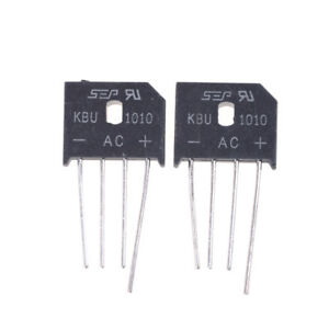 2PCS-KBU1010-10A-1000V-Single-Phases-Diode-Bridge-Rectifier-BR