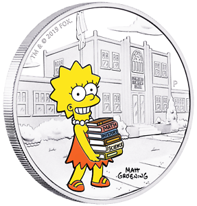 2019-The-Simpsons-Lisa-Simpson-1oz-1-Silver-99-99-Dollar-Proof-Coin
