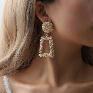 Drop-dangle-boucles-d-039-oreilles-declaration-geometrique-oreille-clous-bijo-I
