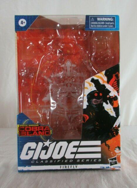 GI Joe Classified Firefly #21 Hasbro 2021 Target Cobra Island Wave 2 BOX ONLY