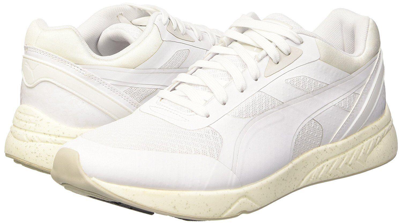 Puma 698 Ignite calcetines cortos zapatillas de deporte 360063 02 blanco nuevo embalaje original