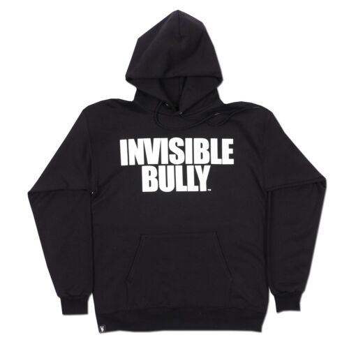 Invisible Bully Classic IB Logo Hoodie Hooded Sweatshirt Assorted colors S 2XL