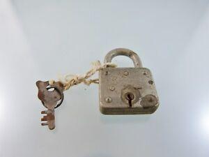 Lock Lock Usa vintage steel padlock 55 35 with key by master lock usa ebay