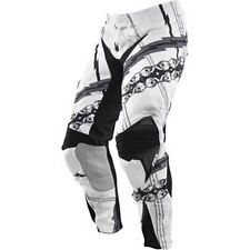 Pantalon Pants FOX Platinum Pladistic Blanc Taille 30US  38Fr    04257-008-130