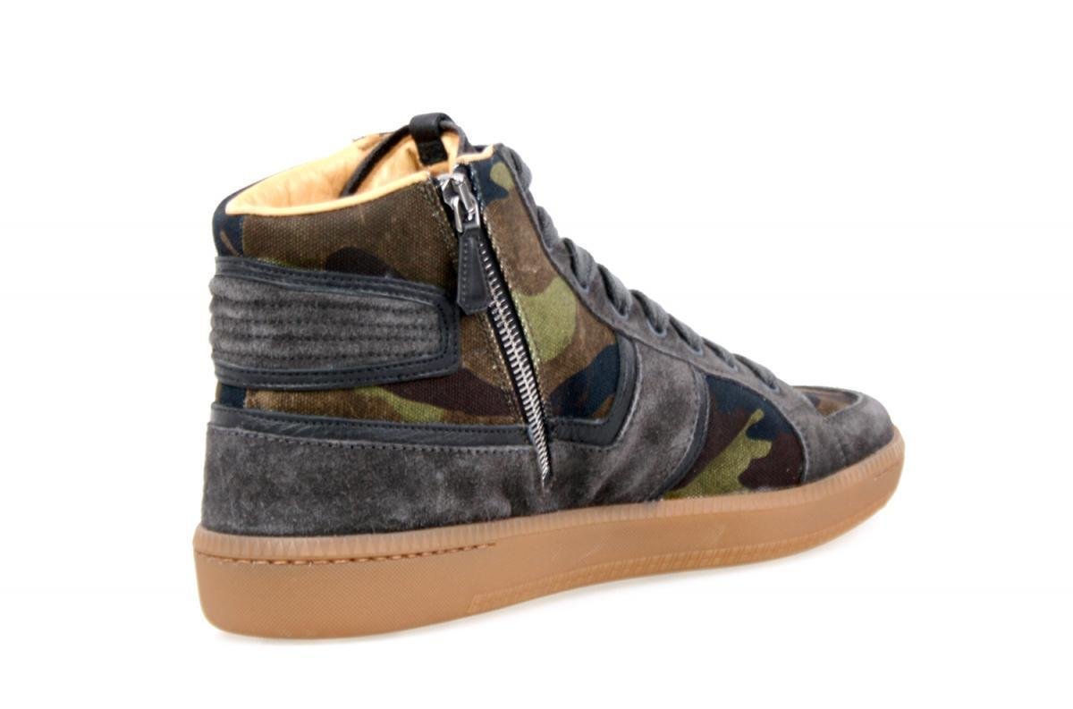 AUTHENTIC LUXURY CAR SHOE SNEAKERS SHOES KUT717 CAMOUFLAGE US 13 13 13 EU 46 46,5 c87be5