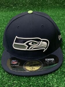 Seattle-Seahawks-New-Era-Fitted-Hat-Size-7-3-8