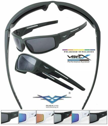 Mens Polarized Vertex  Anti Glare Fishing Cycling Driving Sport Sunglasses