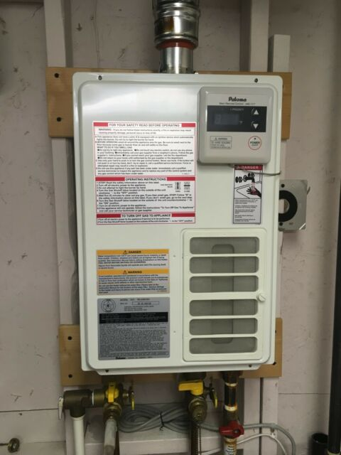 Paloma Ph 20 Tankless Hot Water Heater