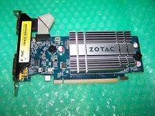 ZOTAC GeForce 8400GS 512MB DDR3 Standard PCIe Graphics Card, Win 7 compatible