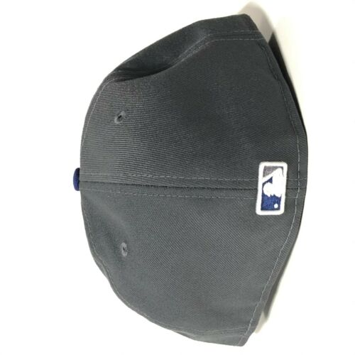 New Era Los Angeles Dodgers Dark Graphite//Royal 2-Tone Men/'s Fitted Hat 59FIFTY