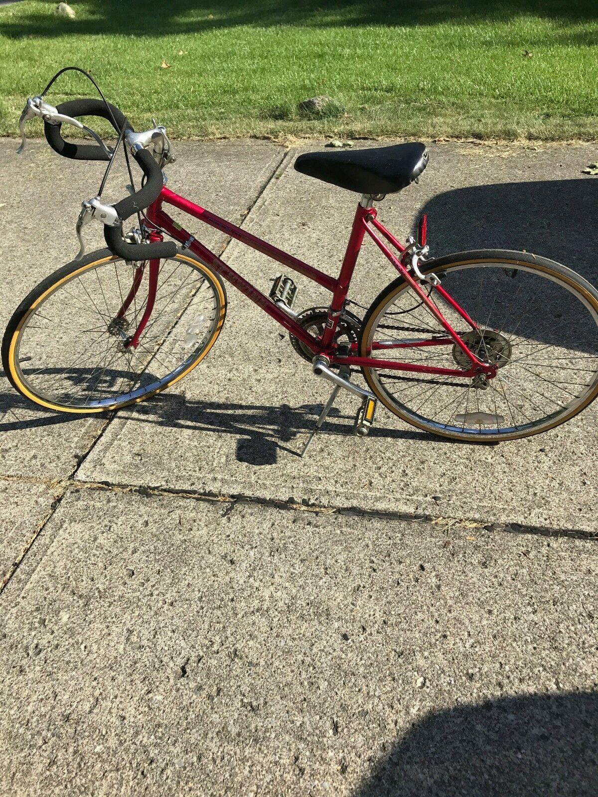 Schwinn Classic   girls vintage red 10 speed refurbished and ready to ride