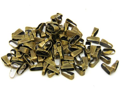Fantaisie 11 mm bronze antique printemps parachute Bijoux Craft conclusions Steampunk ml