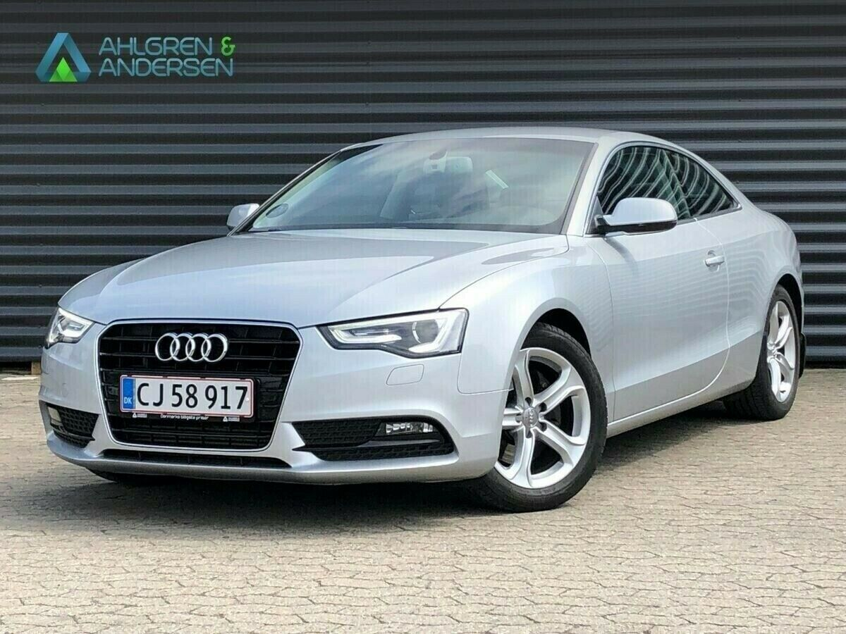 Audi A5 3,0 TDi 204 Coupé Multitr. 2d