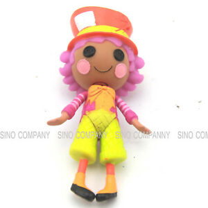 3-034-Mini-Lalaloopsy-WACKY-HATTER-Character-Toys-Action-Figure-Children-Gift