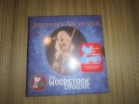 Johnny Winter - Woodstock Experience Ltd. 2 Cd Set Sealed Rare