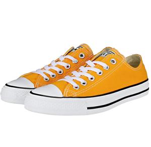 Converse-Chuck-Taylor-All-Star-OX-Scarpe-Da-Ginnastica-In-Arancione-159676C